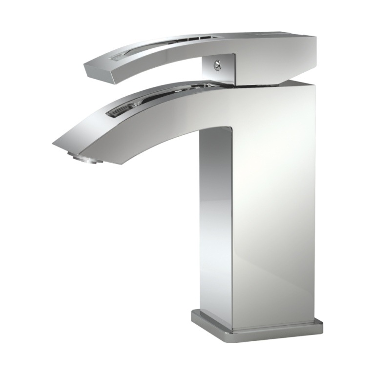 427 – Emerald Single Lever Basin Mixer