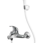 Lever Profit Single Lever Bath Mixer Wall Type With Common Hand Shower