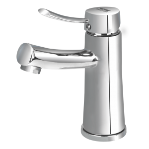 Crest Single Lever Basin Mixer