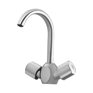 Flora Single Lever Basin Mixer