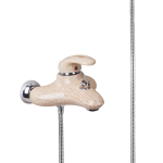 146 – Orient  Single Lever Bath Mixer Wall Type With Noble Hand Shower