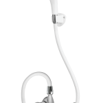 Spark Single Lever Bath Mixer Wall Type With Common Hand Shower
