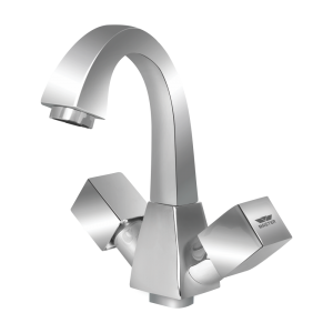 Aston Single Hole Basin Mixer