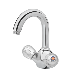 051 - Charisma Single Hole Basin Mixer