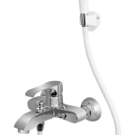 Morgan Single Lever Bath Mixer Wall Type With Common Hand Shower
